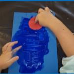 Nuovi materiali ANISA Mela rossa – arte per i più piccoli: scuola dell'infanzia