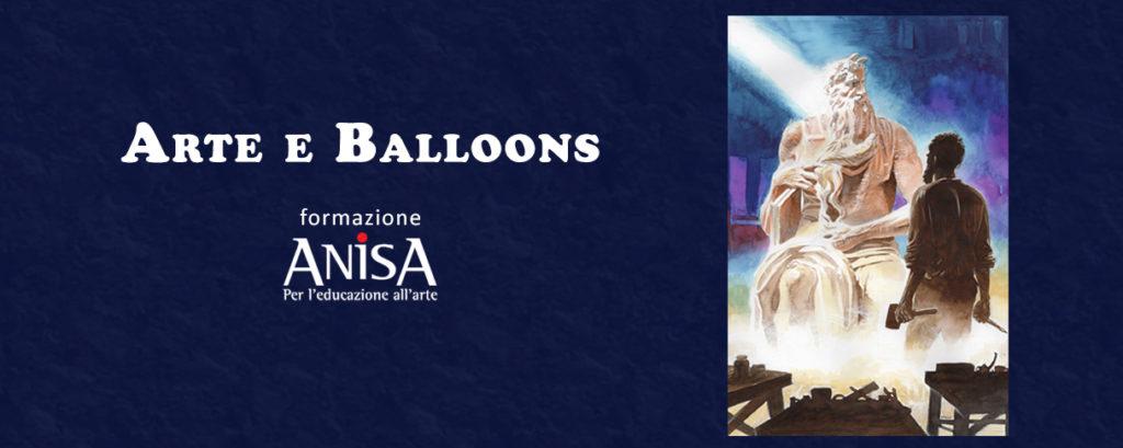 Arte e Balloons