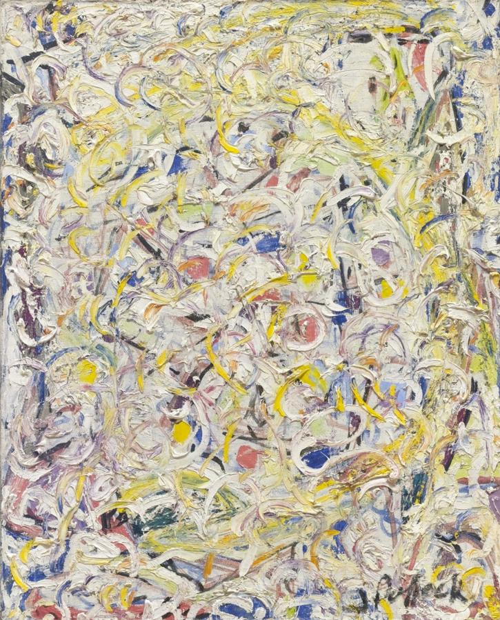 jackson-pollock-shimmering-substance-1946