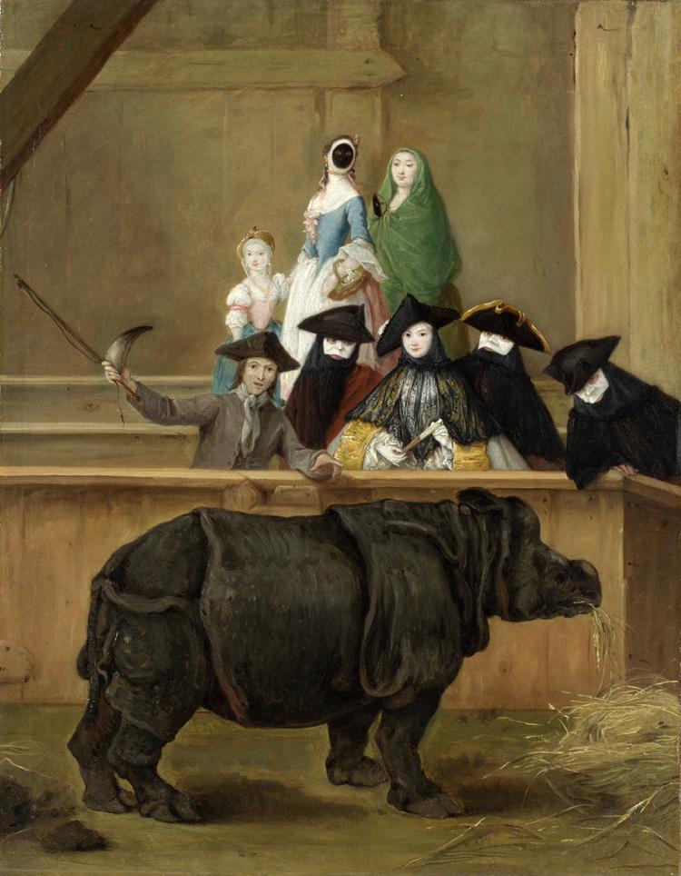 pietro_longhi_il_rinoceronte